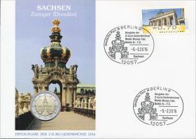 L-9020 • Sachsen - Zwinger (Dresden)