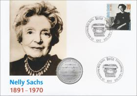 L-9050 • Nelly Sachs 1891-1970