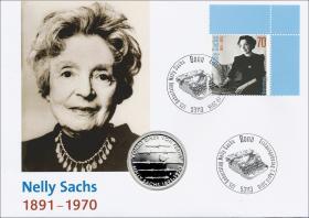 L-9055 • Nelly Sachs 1891-1970 PP-Ausgabe