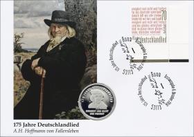L-9085 • 175 Jahre Deutschlandlied PP-Ausgabe