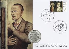 L-9090 • 125. Geburtstag Otto Dix