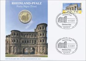 L-9110 • Rheinland-Pfalz - Porta Nigra (Trier)