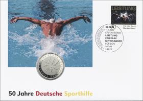 L-9130 • 50 Jahre Deutsche Sporthilfe