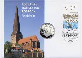 L-9245 • 800 Jahre Hansestadt Rostock PP-Ausgabe
