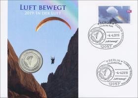 L-9300 • Luft bewgt - 2019: In der Luft