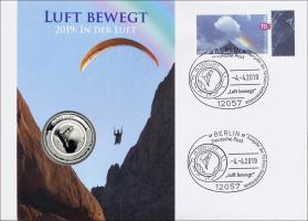 L-9305 • Luft bewgt - 2019: In der Luft PP-Ausgabe