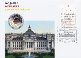 L-9325 • 100 Jahre Weimarer Reichsverfassung PP-Ausgabe
