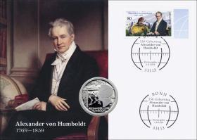 L-9335 • Alexander von Humboldt PP-Ausgabe