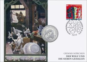 L-9370 • Der Wolf und die sieben Geisslein