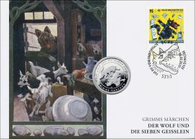 L-9375 • Der Wolf und die sieben Geisslein PP-Ausgabe