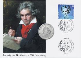 L-9380 • Ludwig van Beethoven - 250. Geburtstag