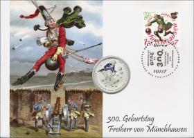 L-9390 • 300. Geburtstag Freiherr von Münchhausen