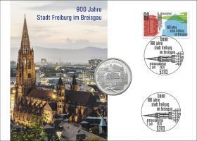 L-9410 • 900 Jahre Stadt Freiburg im Breisgau
