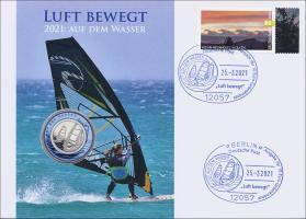 L-9495 • Luft bewegt - 2021: Auf dem Wasser PP-Ausgabe
