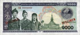 Laos P.32As 1000 Kip 1998 Specimen (1)