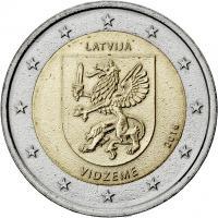 Lettland 2 Euro 2016 Livland/ Vidzeme