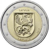 Lettland 2 Euro 2017 Lettgallen