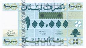 Libanon / Lebanon P.78 100.000 Livres 1999 (1)