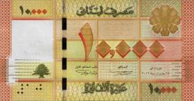 Libanon / Lebanon P.92a 10000 Livres 2012 (1)