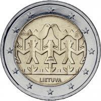 Litauen 2 Euro 2018 Tanzfestival