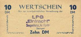 """LPG Segeletz """"Eintracht"""" 10 DM (1)"""