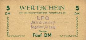 """LPG Segeletz """"Eintracht"""" 5 DM (1)"""