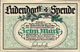 Ludendorffspende 10 Mark (1)