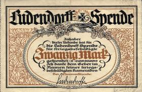 Ludendorffspende 20 Mark (2)