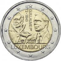 Luxemburg 2 Euro 2018 Guillaume I.