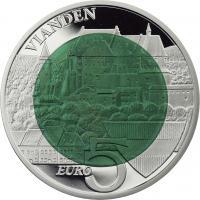 Luxemburg 5 Euro 2009 (Niob) Vianden