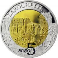 Luxemburg 5 Euro 2014 La Rochette (Niob)