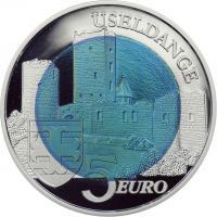 Luxemburg 5 Euro 2017 (Niob) Chateau D'Useldange