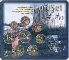 Luxemburg Euro-KMS 2002