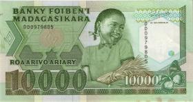 Madagaskar P.74a 10000 Francs = 2000 Ariary (1988-93) (1/1-)