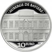 Malta 10 Euro 2015 Auberge de Baviere