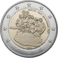 Malta 2 Euro 2013 Autonomie