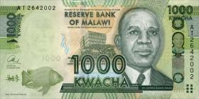Malawi P.62b 1000 Kwacha 2013 (1)