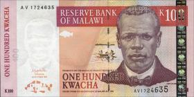 Malawi P.46c 100 Kwacha 2003 (1)