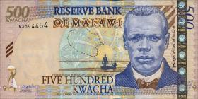 Malawi P.48A 500 Kwacha 2003 (1)