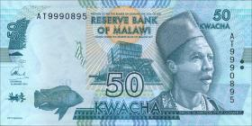 Malawi P.64b 50 Kwacha 2015 (1)