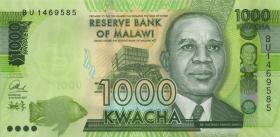 Malawi P.67c 1000 Kwacha 2017 (1)