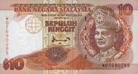 Malaysia P.38 10 Ringgit (1995) (1)