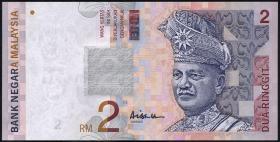 Malaysia P.40c 2 Ringgit (1996-99) (1)