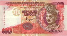 Malaysia P.38 10 Ringgit (1995) (1-)