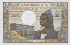 Mali P.13e 1000 Francs (1970-84) (1)