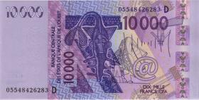 Mali P.418Da 10000 Francs 2003 (1)