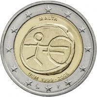 Malta 2 Euro 2009 WWU