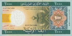 Mauretanien / Mauritania P.14b 2000 Ouguiya 2006 (1)