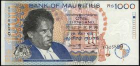 Mauritius P.47 1000 Rupien 1998 (1)