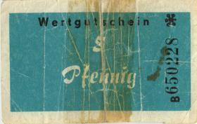 MDI-10 DDR Gefängnisgeld 5 Pfennig (1975) (6)